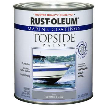 Rust-Oleum Marine Topside Paint