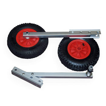 Seamax Boat Launching Wheels Set