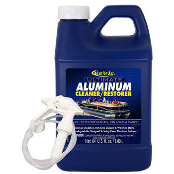 Star Brite Aluminum Cleaner and Restorer