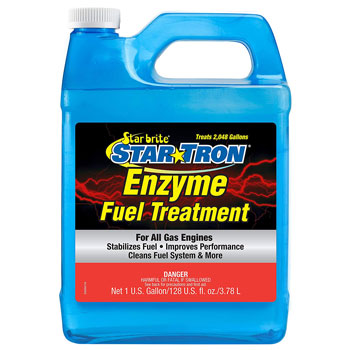 Star Tron Enzyme Fuel Treatment by STAR BRITE