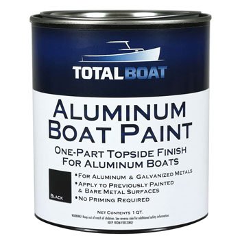 Total Boat Aluminum Paint