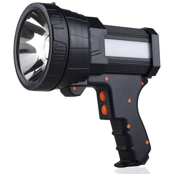 YIERBLUE Rechargeable Spotlight