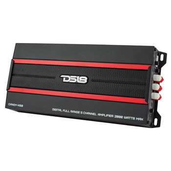 DS18 CANDY-X5B Amplifier in Black