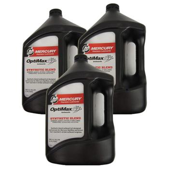 Mercury 2-Stroke Outboard Oil Optimax Case